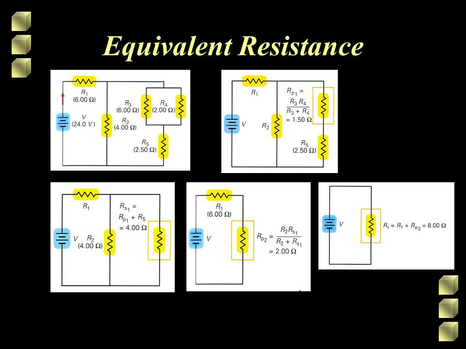 Equivalent Resistance
