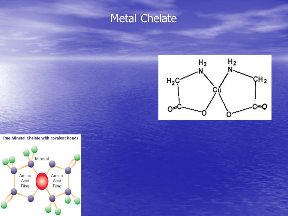 Metal Chelate