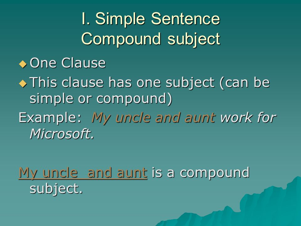 II.Complex Sentence Fragments More fragment examples: If this is your final semester at MPC.