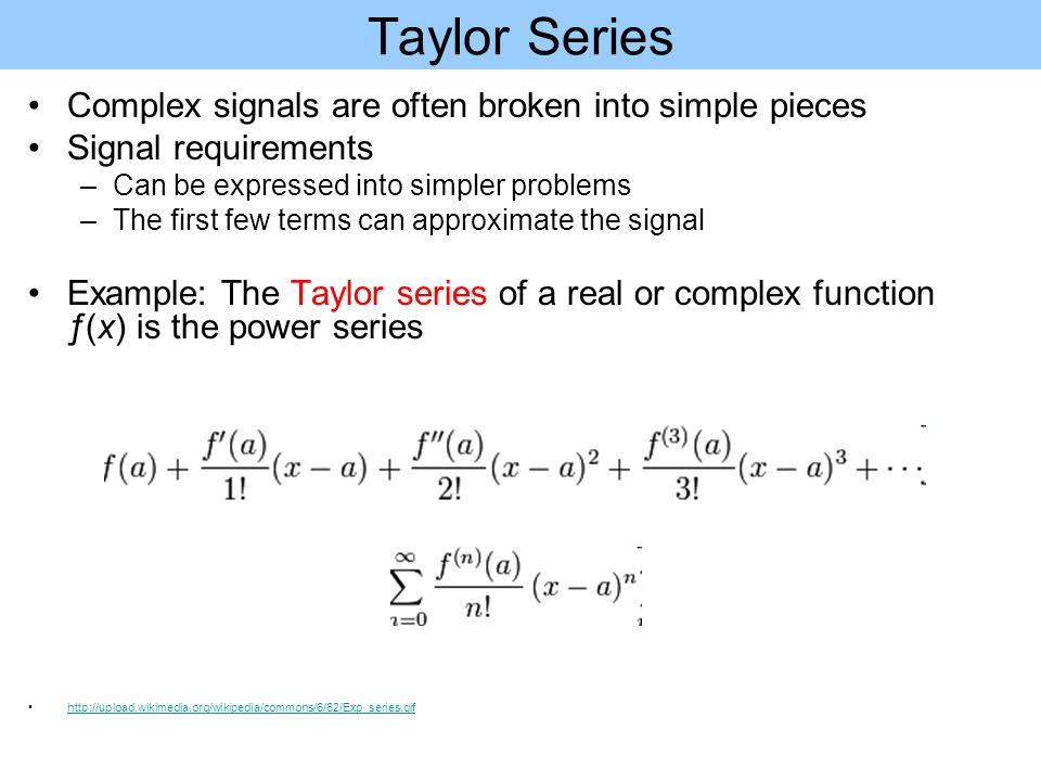 Fourier Series Transformation Express the Fourier Series for a triangular waveform.