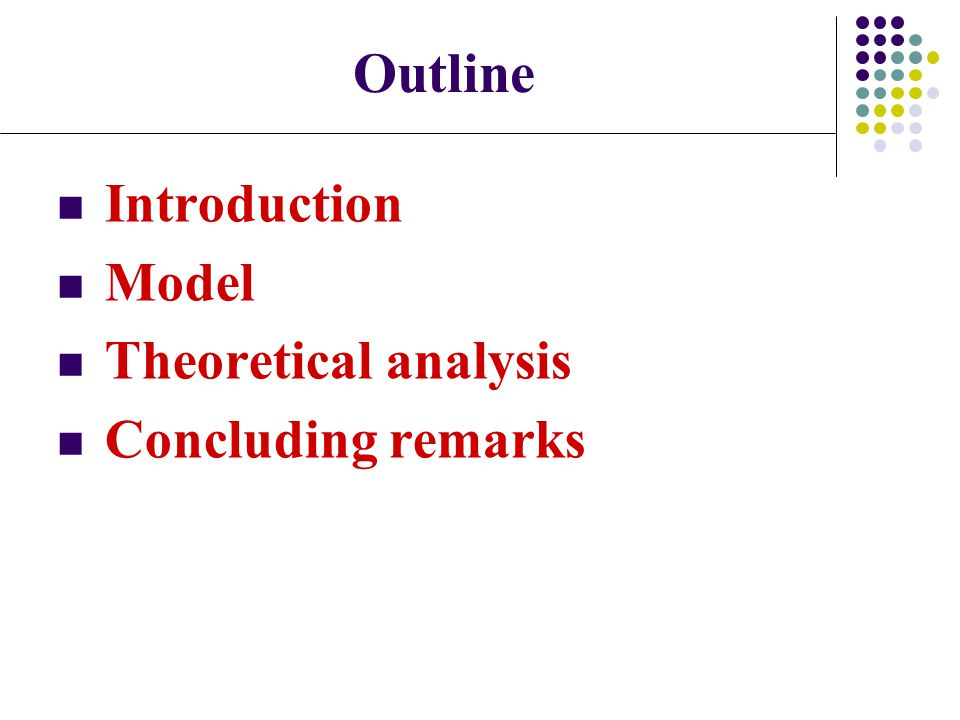 Degree: Volume: Average matrix: Degree matrix: Laplacian: Adjacency matrix: If i ~ j Otherwise Some Basic Concepts