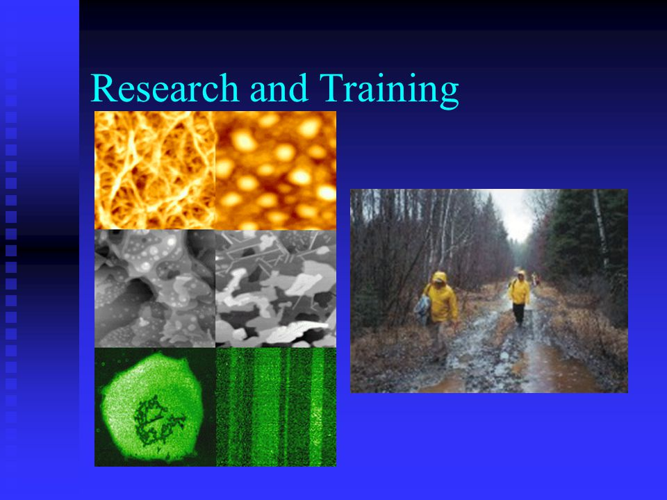 Research and Training