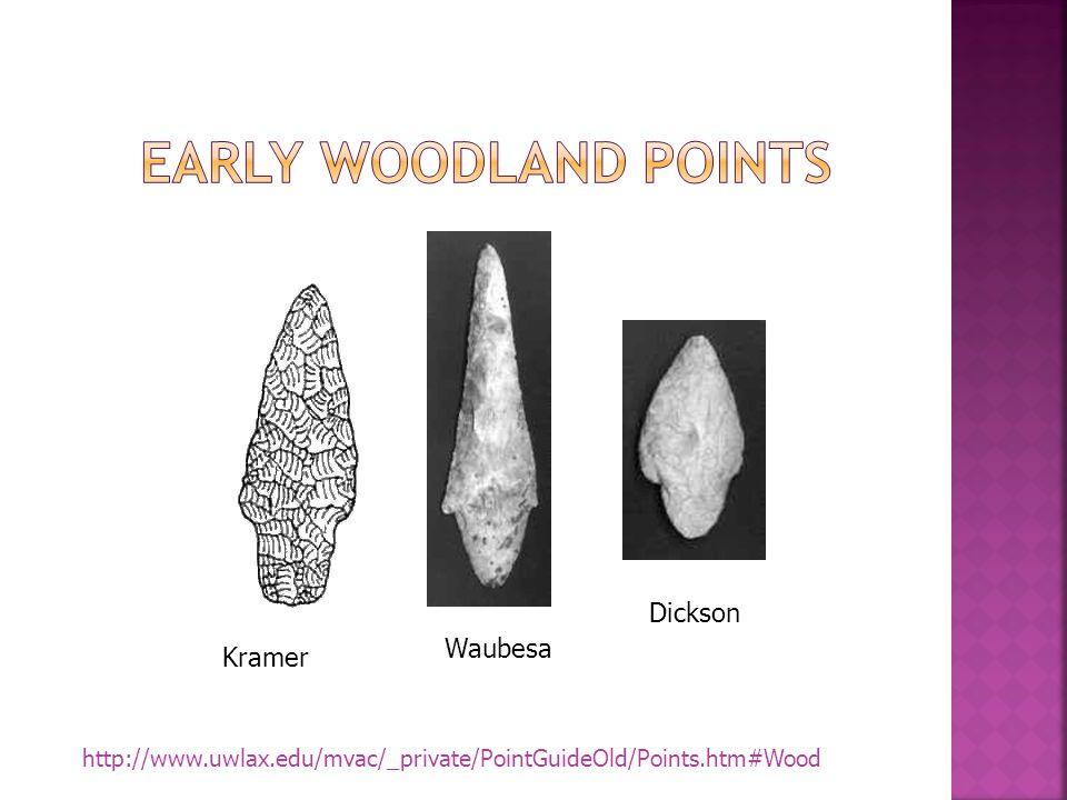 Waubesa Dickson Kramer http://www.uwlax.edu/mvac/_private/PointGuideOld/Points.htm#Wood