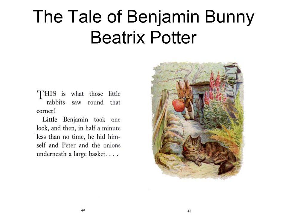 The Tale of Benjamin Bunny Beatrix Potter