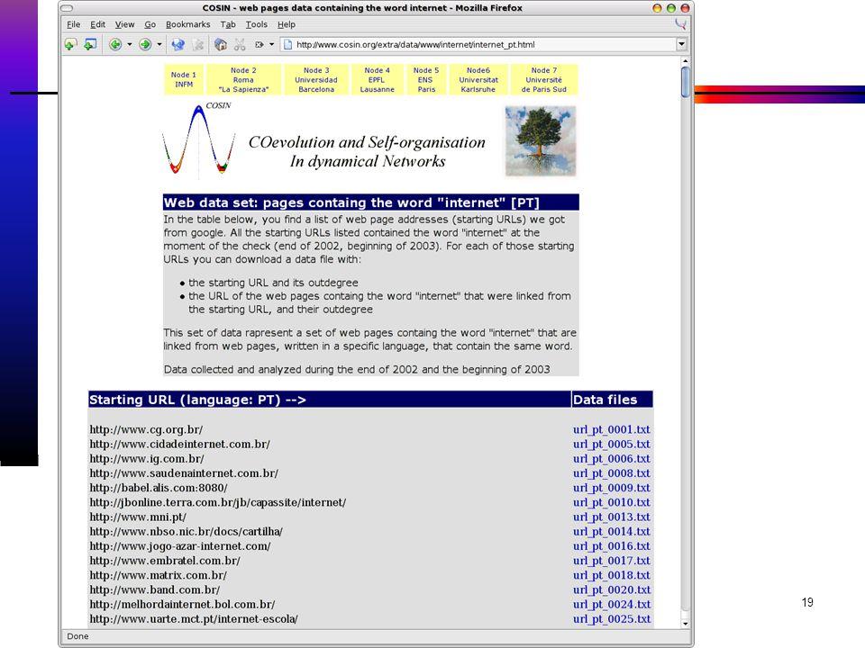 14 May 2004 Fabrizio Coccetti - Centro Fermi19