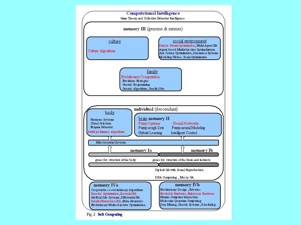 Basic strategy of the evolutionary optimization