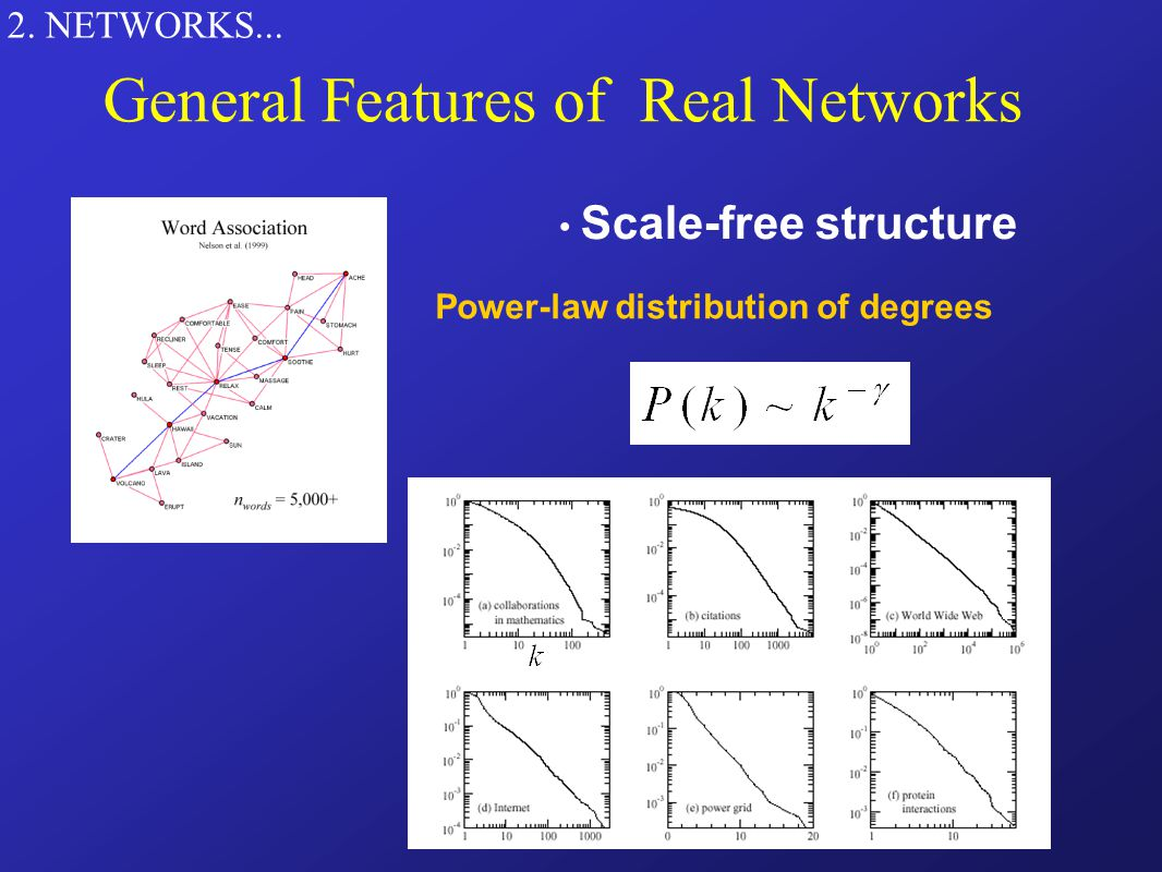 2. NETWORKS...