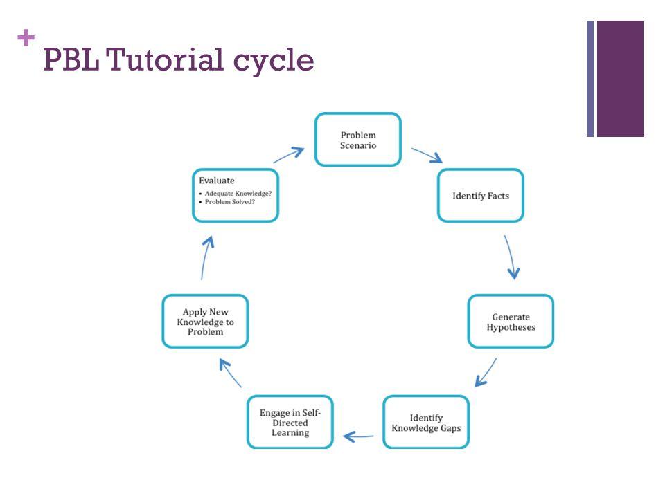 + PBL Tutorial cycle