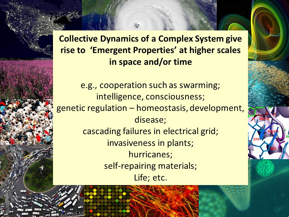 Complex Systems is highly fundable: Complex Systems play a prominent role in the strategic plans and current funding opportunities (including solicitations for large center grants) at NSF, NIH, DOE, DHS, and other funding agencies.