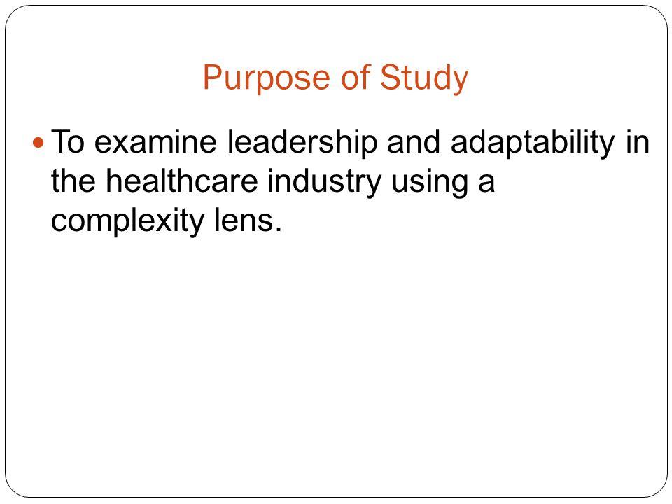 Administrative SystemEntrepreneurial System Emergence Adaptive Leadership Generative Leadership Complexity Leadership Framework Administrative Leadership