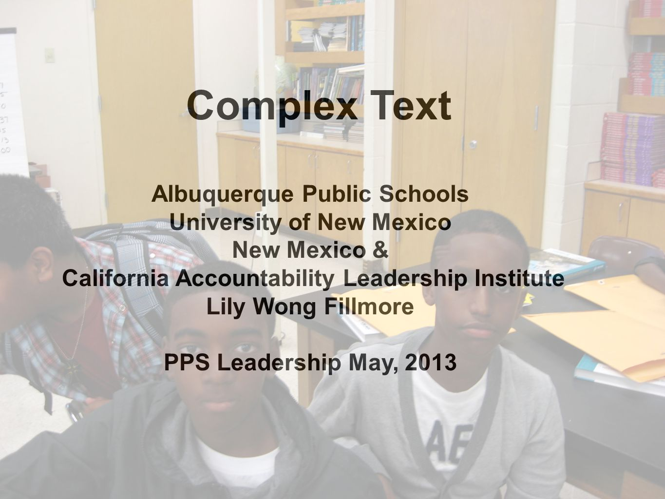 Common Core Shifts Increase of Informational Texts Text Complexity Academic Vocabulary Text-based Answers Use of Evidence in Writing Literacy Instruction in all Content Areas -Adapted from ODEs Common Core Shifts increased rigor }