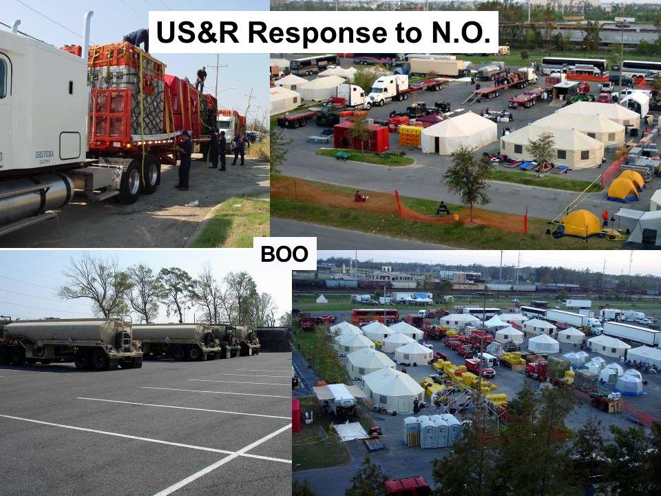 US&R Response to N.O. BOO