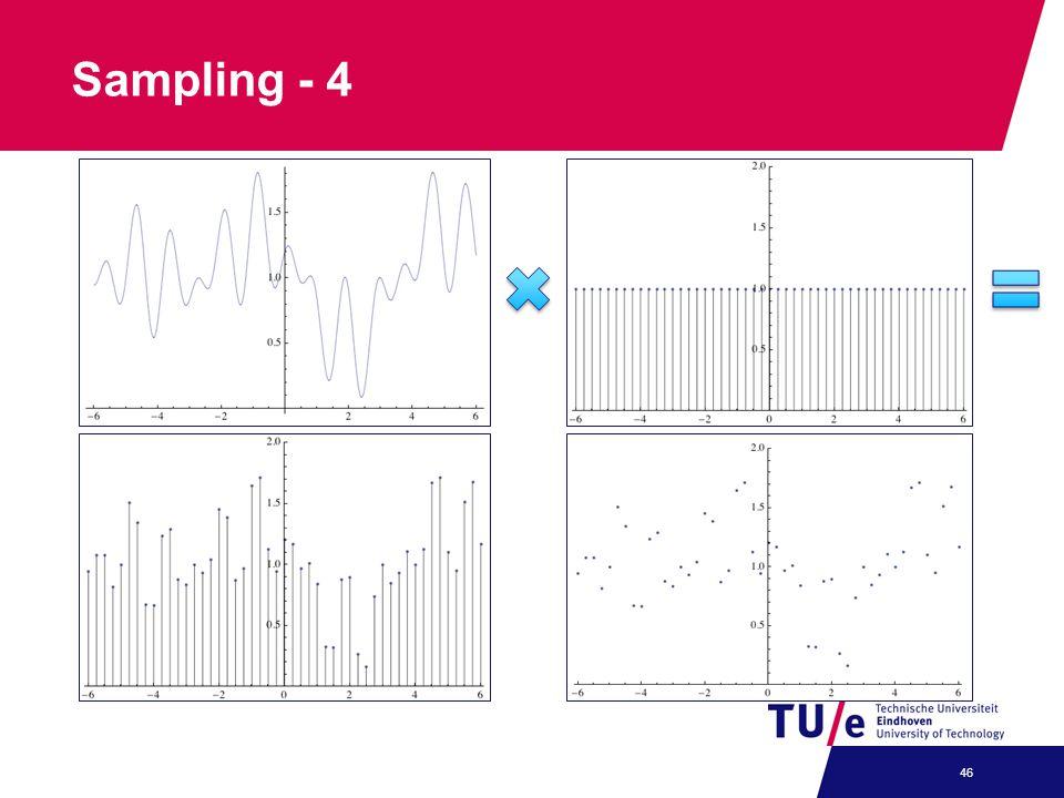 Sampling - 4 46