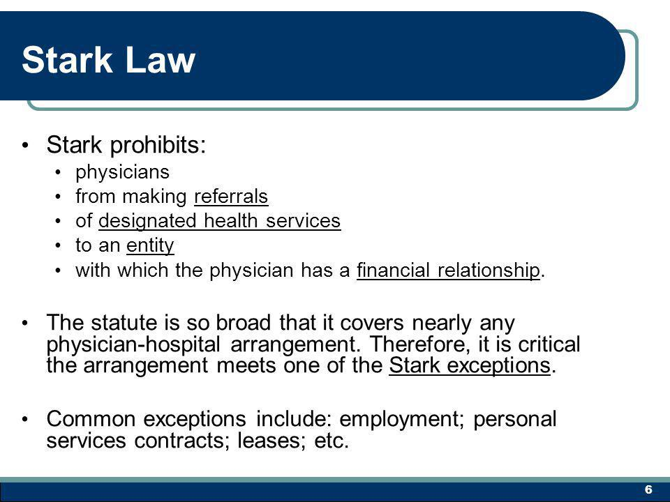 CASE ANALYSIS – Phase III Concerned that the trouble is not just limited to employment contracts, PSAs, and the medical director agreement, you begin to look into lease arrangements and find: Unwritten leases A physician group is using x sq.