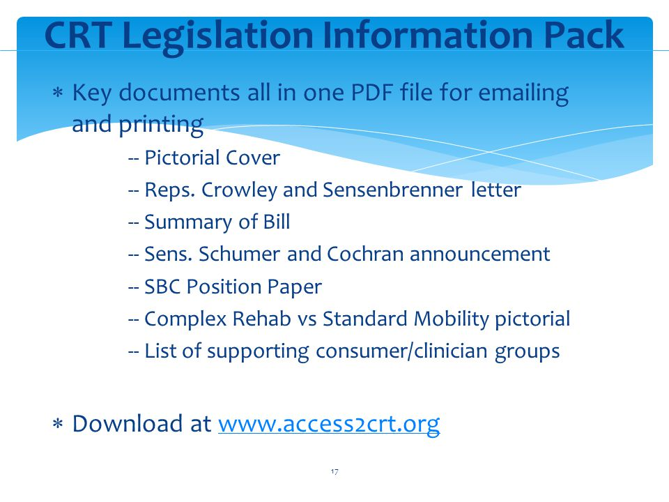 Key documents all in one PDF file for emailing and printing -- Pictorial Cover -- Reps.