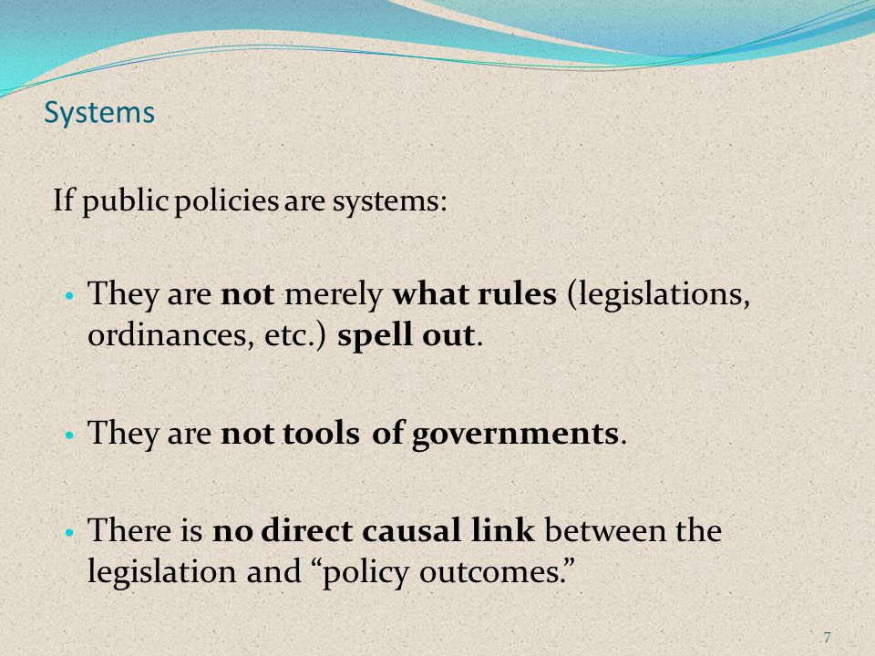Structuration & Policy Systems Structural properties of policy systems emerge from the activities of individual and collective actors.