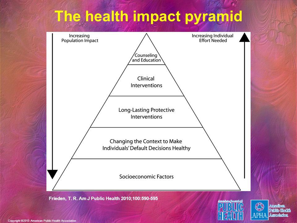 Copyright ©2010 American Public Health Association Frieden, T.
