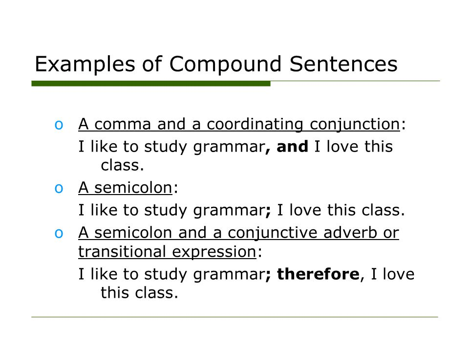 The Complex Sentence oA complex sentence is a complete thought (independent clause) to which an incomplete thought (dependent clause) has been added.