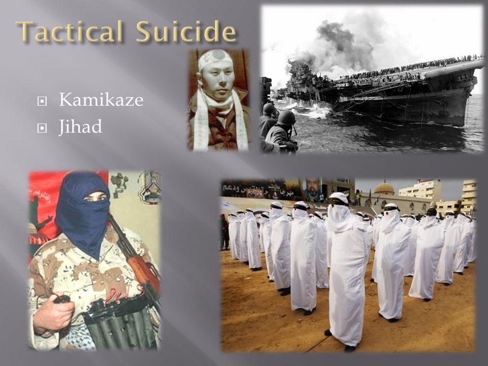 Kamikaze Jihad