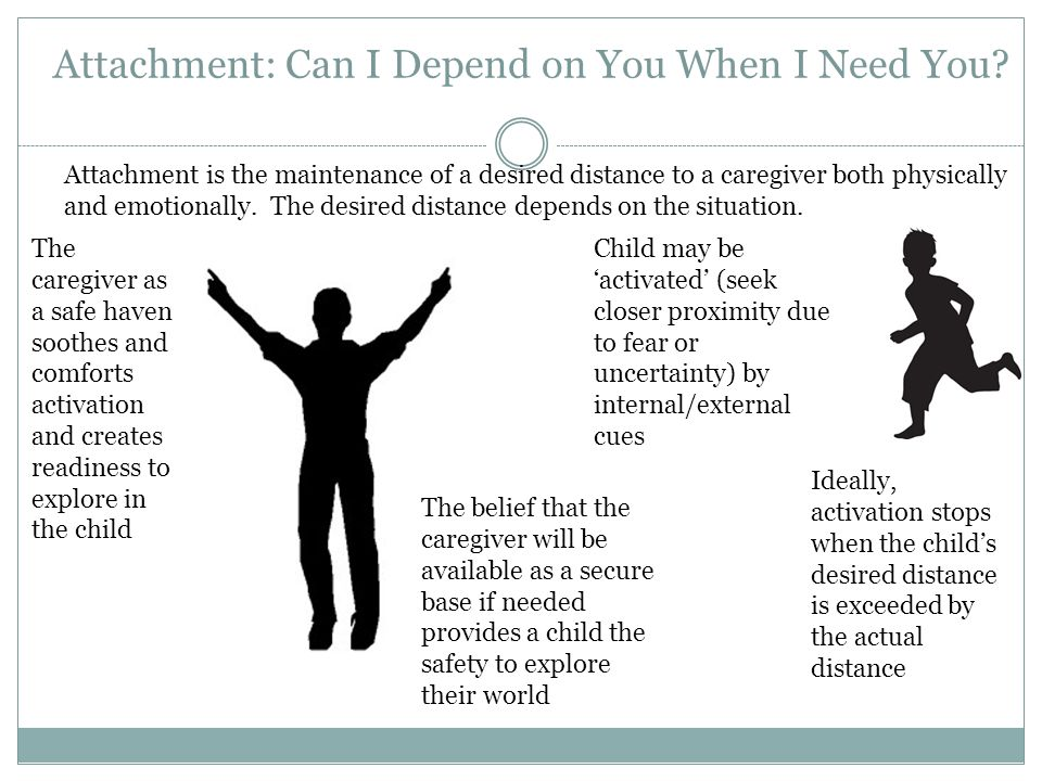 4 Core Principles of Attachment 1.Attachment is an innate motivating force 2.