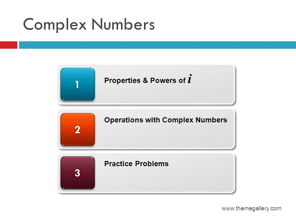 Quotients of Complex Numbers Example 12 www.themegallery.com