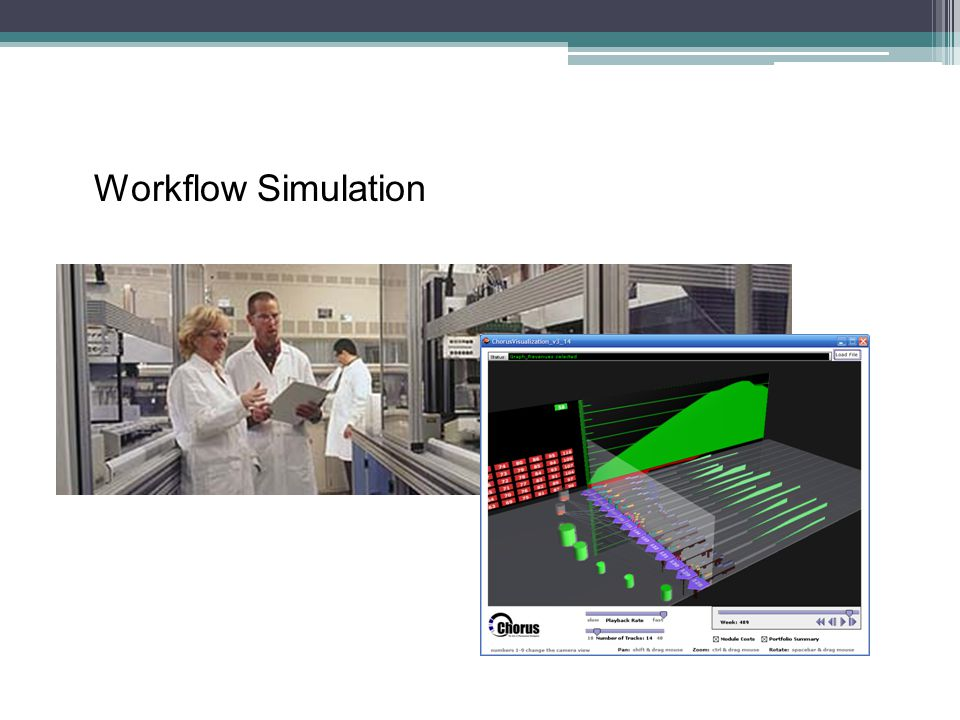Workflow Simulation