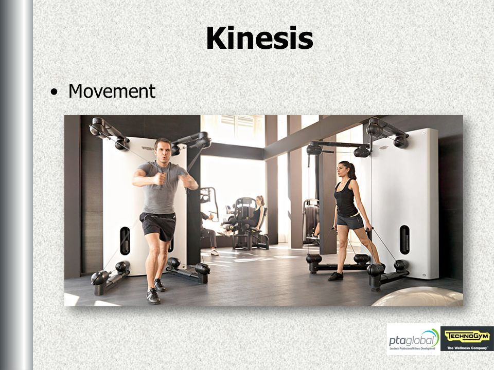 Kinesis Movement