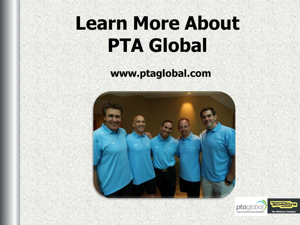 Learn More About PTA Global
