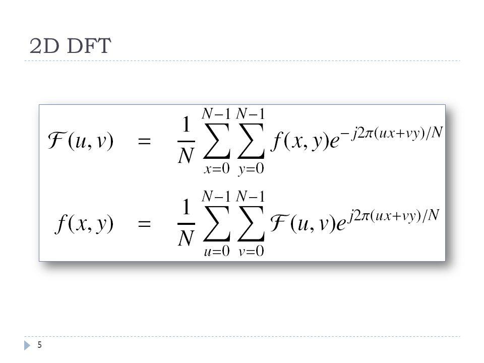 2D DFT 5