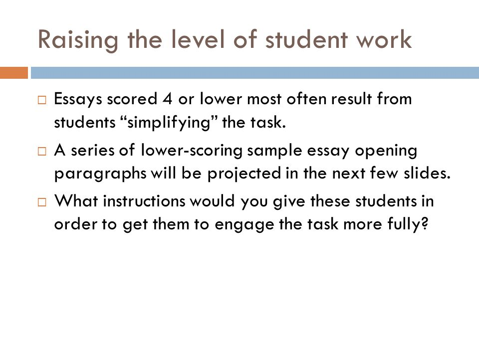 What strategies does this highly successful student-writer use.
