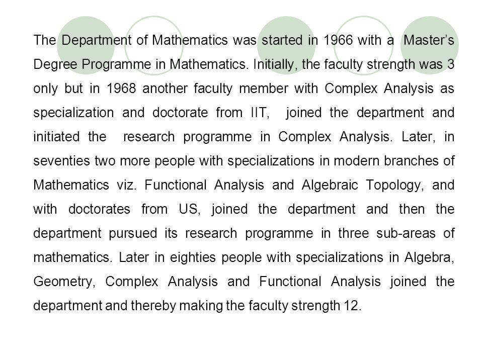 INTERNATIONAL RESEARCH COLLABORATIONS 1.A.P.Singh: Complex Dynamics I.N.