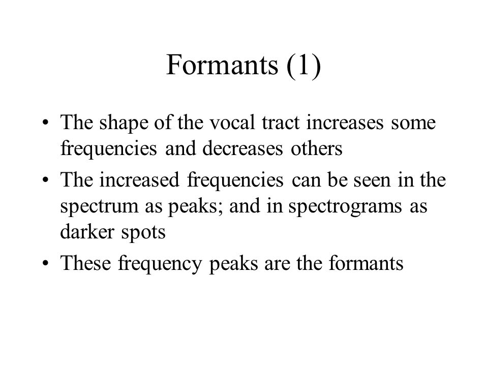 PRAAT practice Task: find vocal fold vibration frequency Record your voice: which phonemes ? Analyse: how?