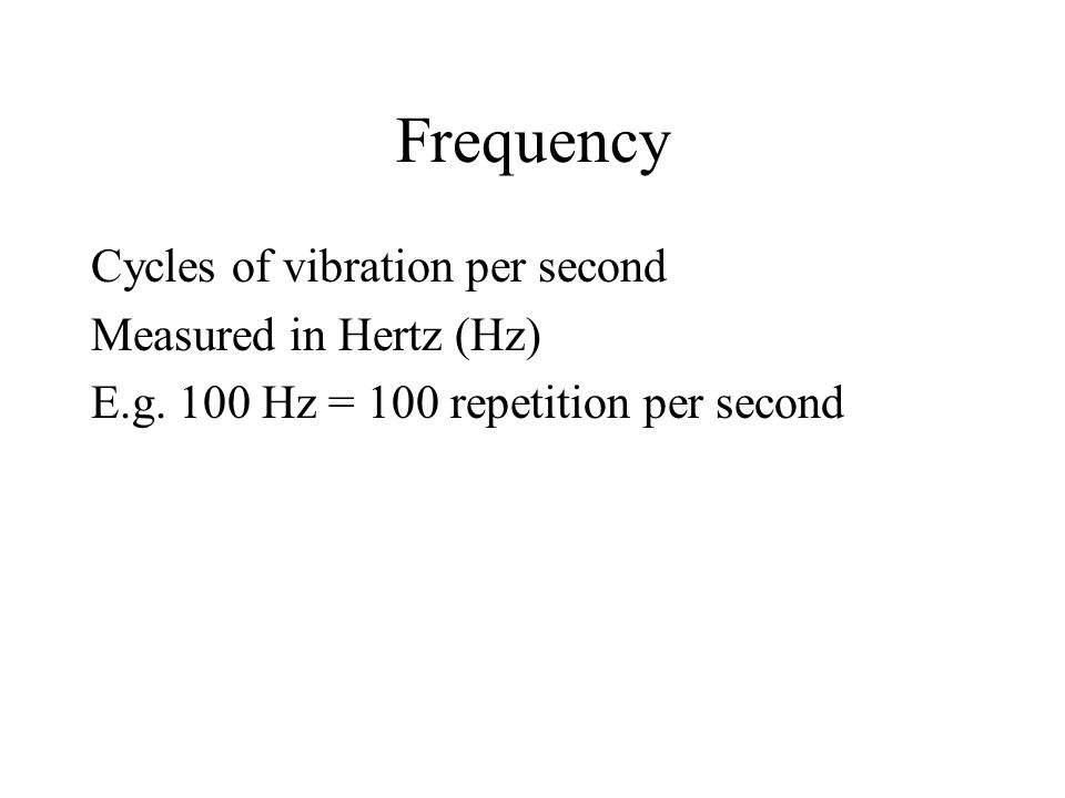 What we will do… Key concepts: frequency, formants, and acoustic cues Measuring speech sound Vowels and formants (Acoustic cues: VOT) (Problems in Lan