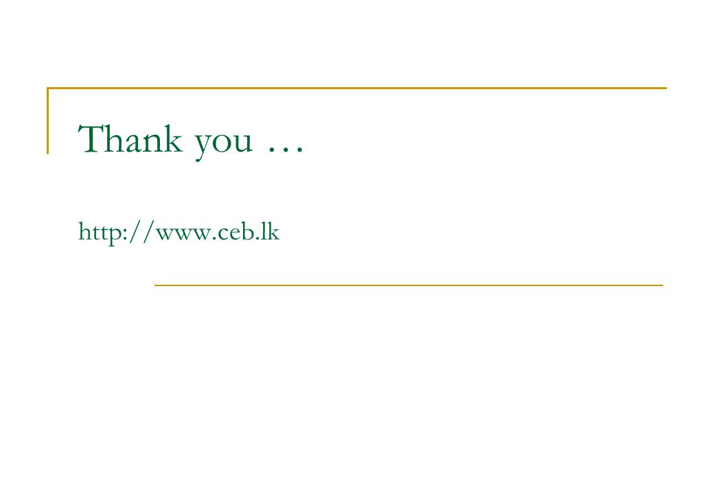 Thank you … http://www.ceb.lk