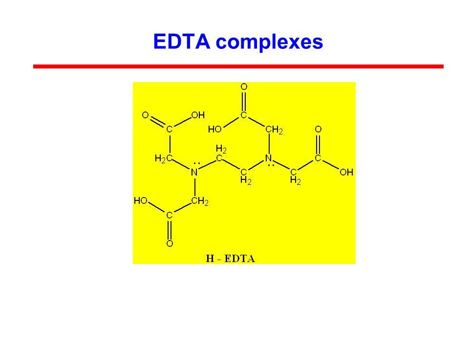 EDTA complexes