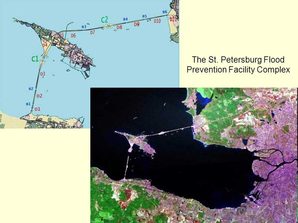 The St. Petersburg Flood Prevention Facility Complex