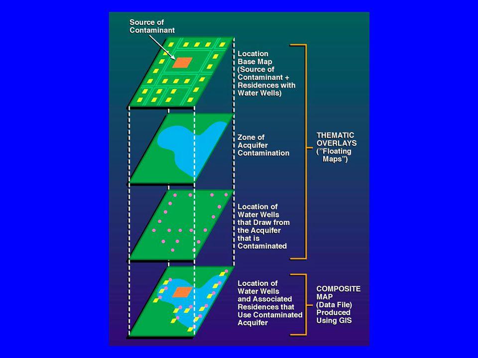 IOWA NHL STUDY: Satellite image boundaries & residences (from Ward et al., 2003)