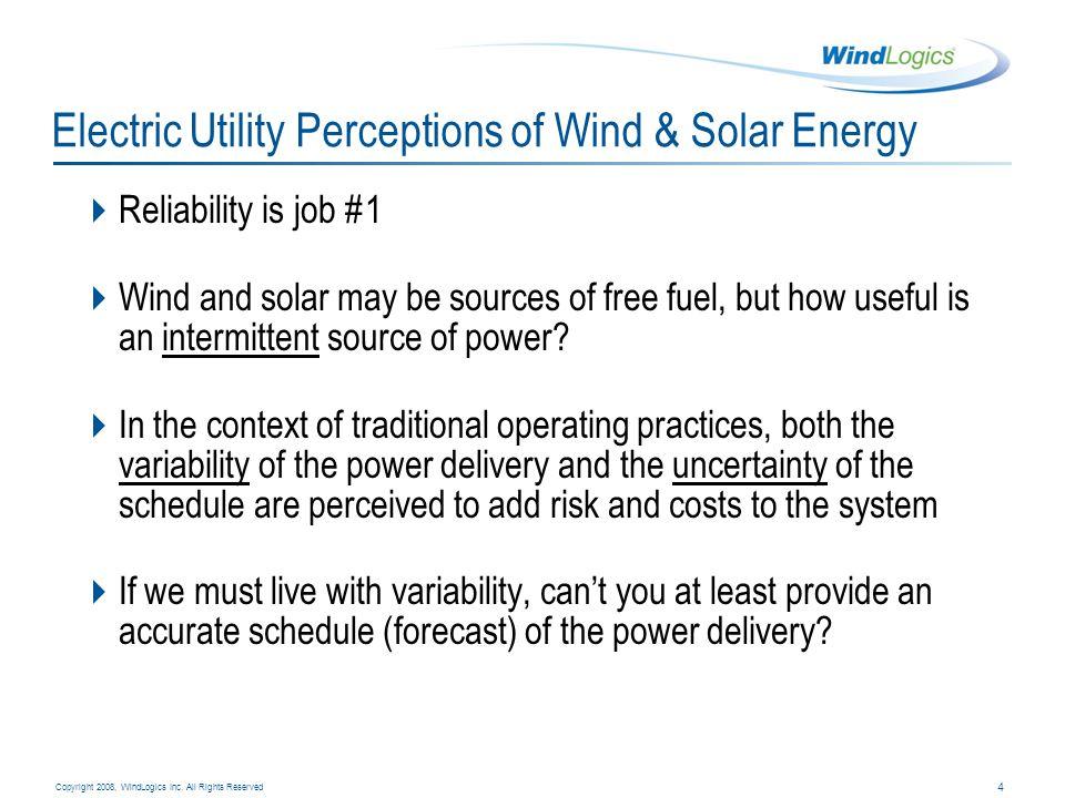 5 Copyright 2008, WindLogics Inc.