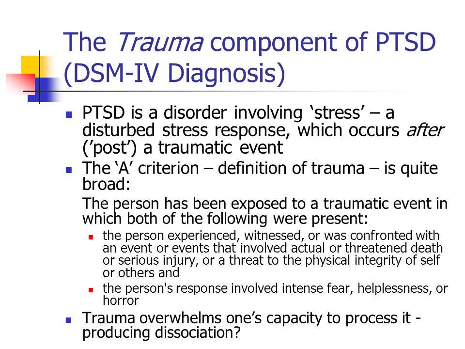 3.Philip Bromberg Interpersonal analyst PDs involve ego-syntonic dissociation.