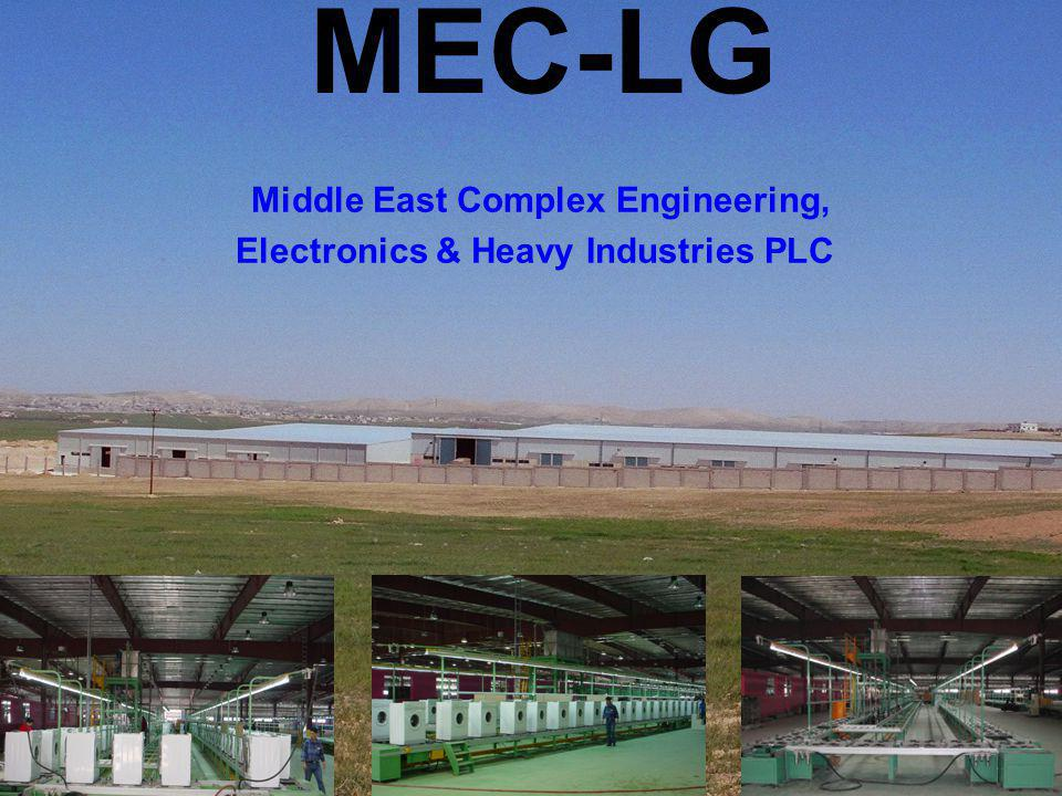 MEC-LG Middle East Complex Engineering, Electronics & Heavy Industries PLC