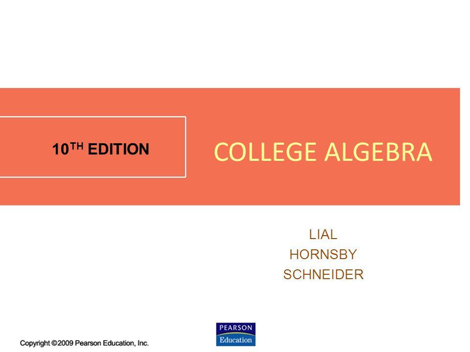 1.4 - 22 Quadratic Formula The solutions of the quadratic equation ax 2 + bx + c = 0, where a 0, are