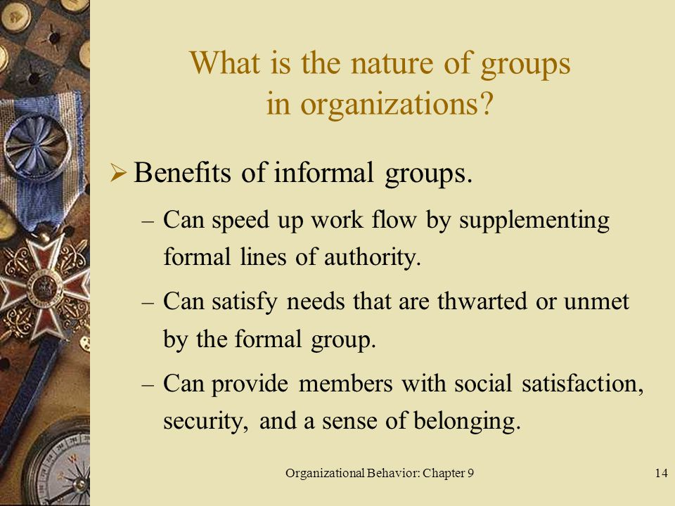 Organizational Behavior: Chapter 915 What are the stages of group development.
