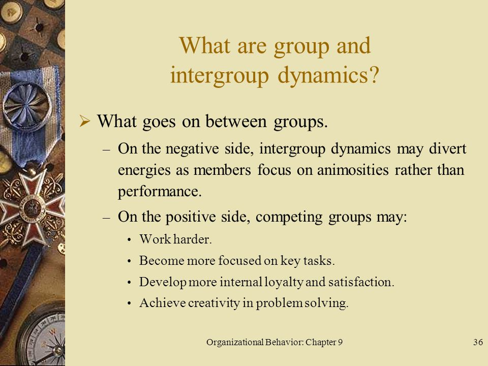 Organizational Behavior: Chapter 937 How do groups make decisions.