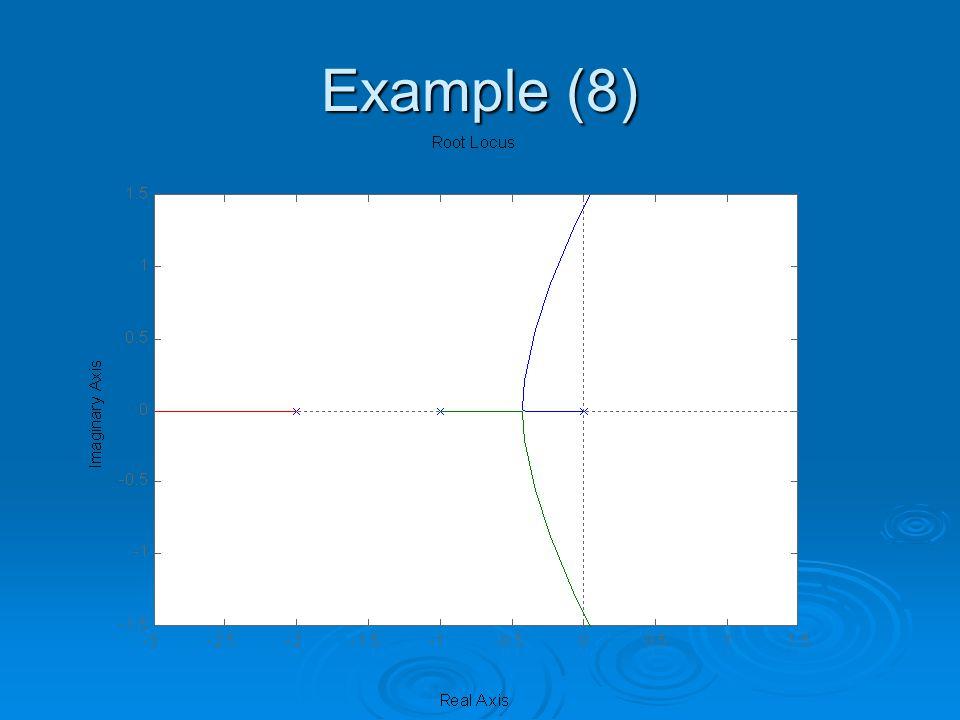 Example (8)