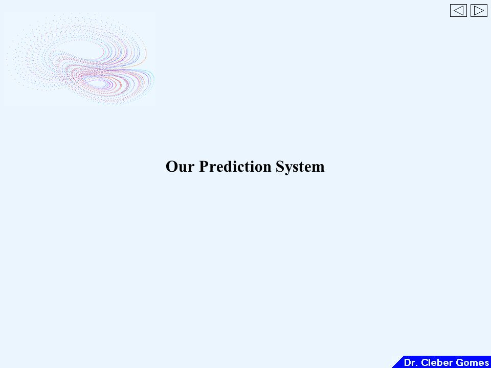 Our Prediction System