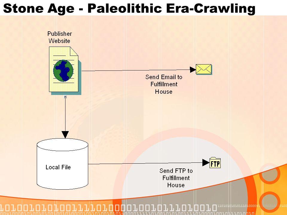 Stone Age - Paleolithic Era-Crawling