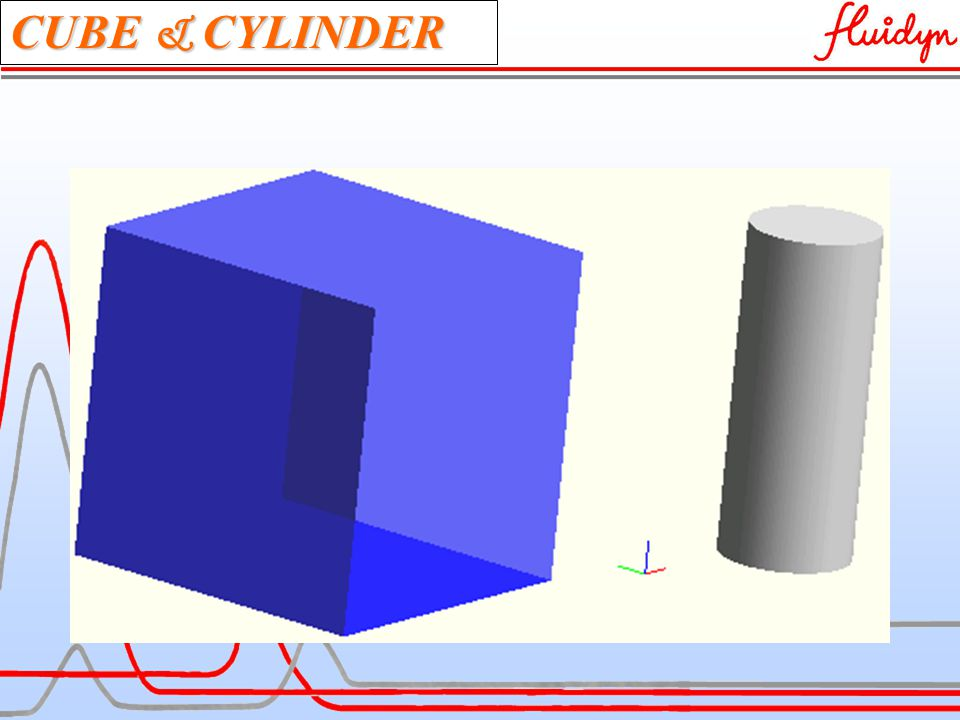 CUBE & CYLINDER