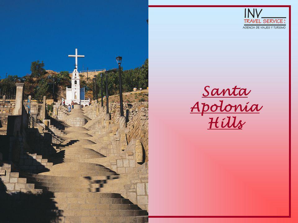 Santa Apolonia Hills
