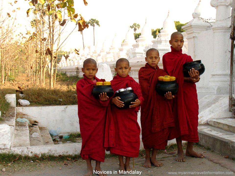 Shwe Nandaw Kyaung Monastery, Mandalay