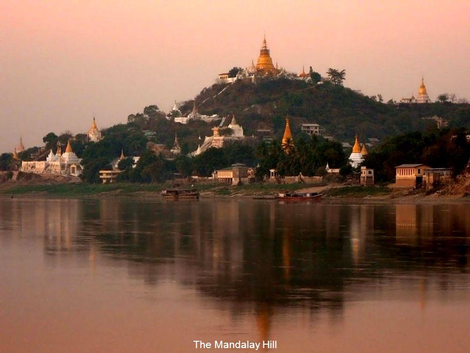 Maha Lawka Marrazein Pagoda, Mandalay